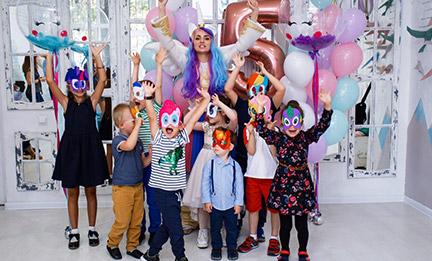 Фото и видеосъемка детского праздника