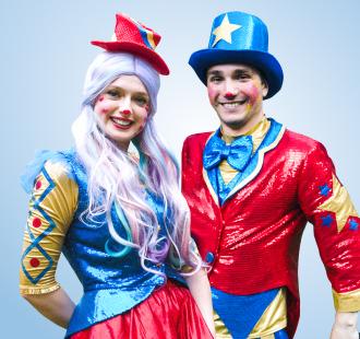 Клоун и Клоунесса