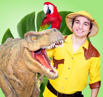 Исследователи и Динозавры